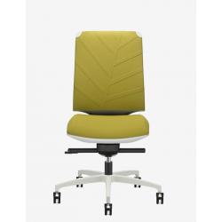 LEAF poltrona ufficio a ruote con schienale alto