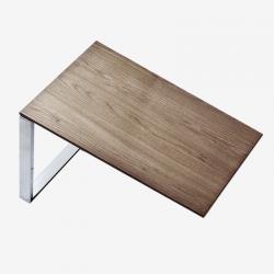 VELVET - Allungo laterale legno