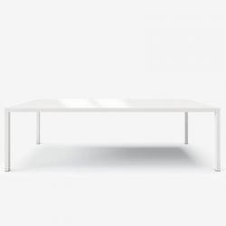 RYM - Scrivania vetro Della Valentina Office raffinata e minimale