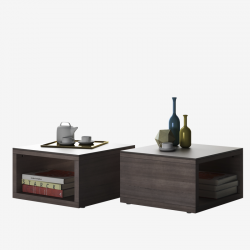BOX Coffee table - tavolini bassi di Frezza