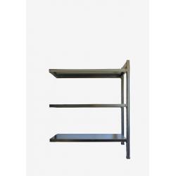 SCAFFALE H150 PROFONDO 30 cm AGGIUNTIVO