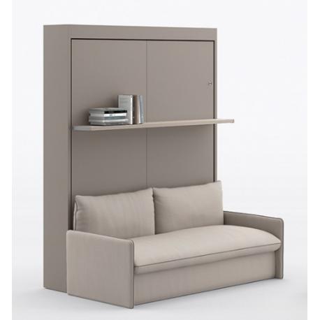 COMFORT Letto a ribalta con divano